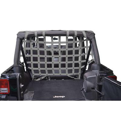 DirtyDog 4x4 Pet and Cargo Divider (Maroon) - J4PC07R3GY
