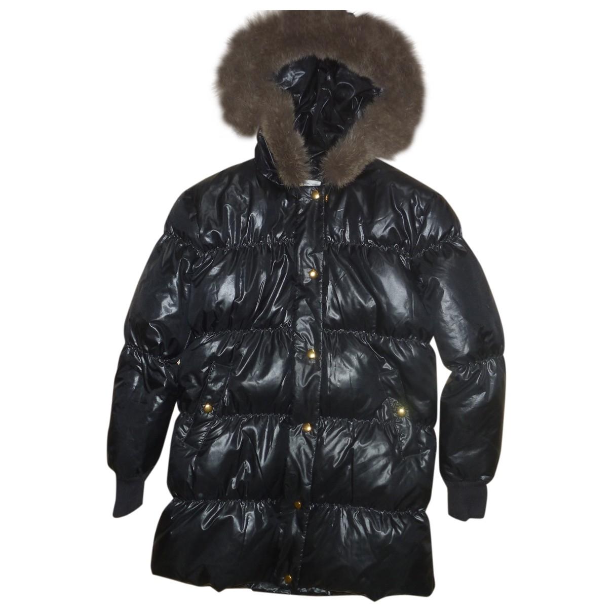 Les Petites - Manteau   pour femme - noir