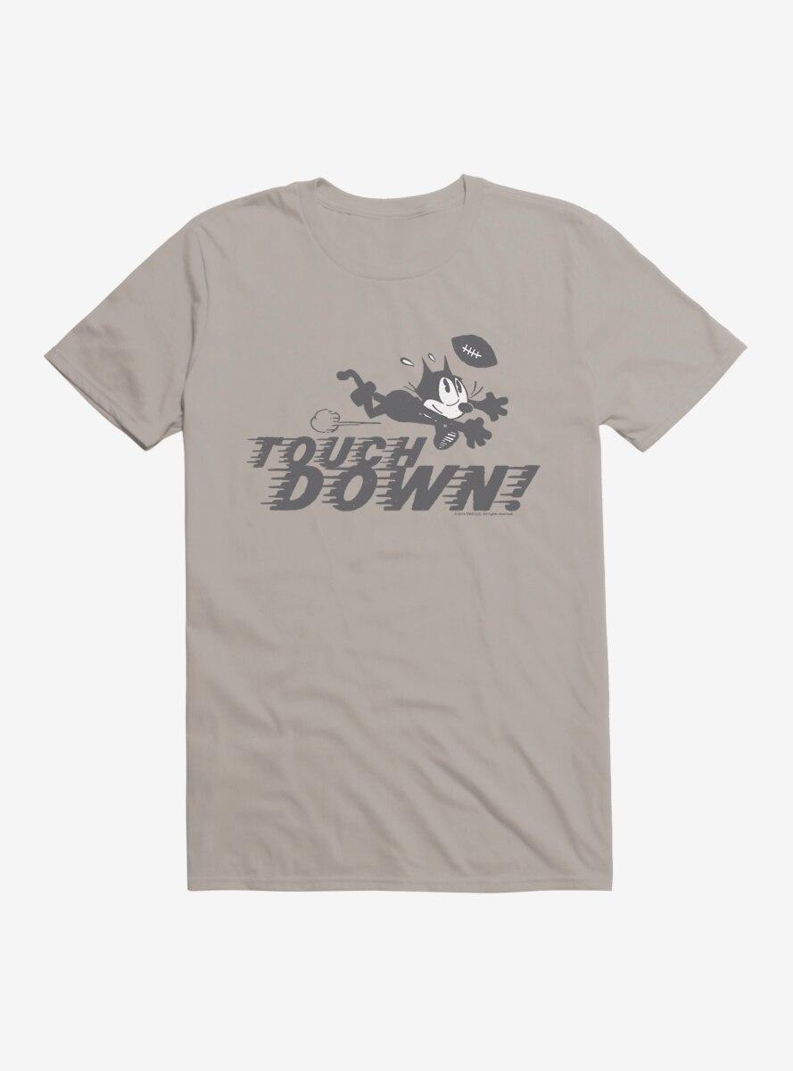 Felix The Cat Touchdown Football T-Shirt