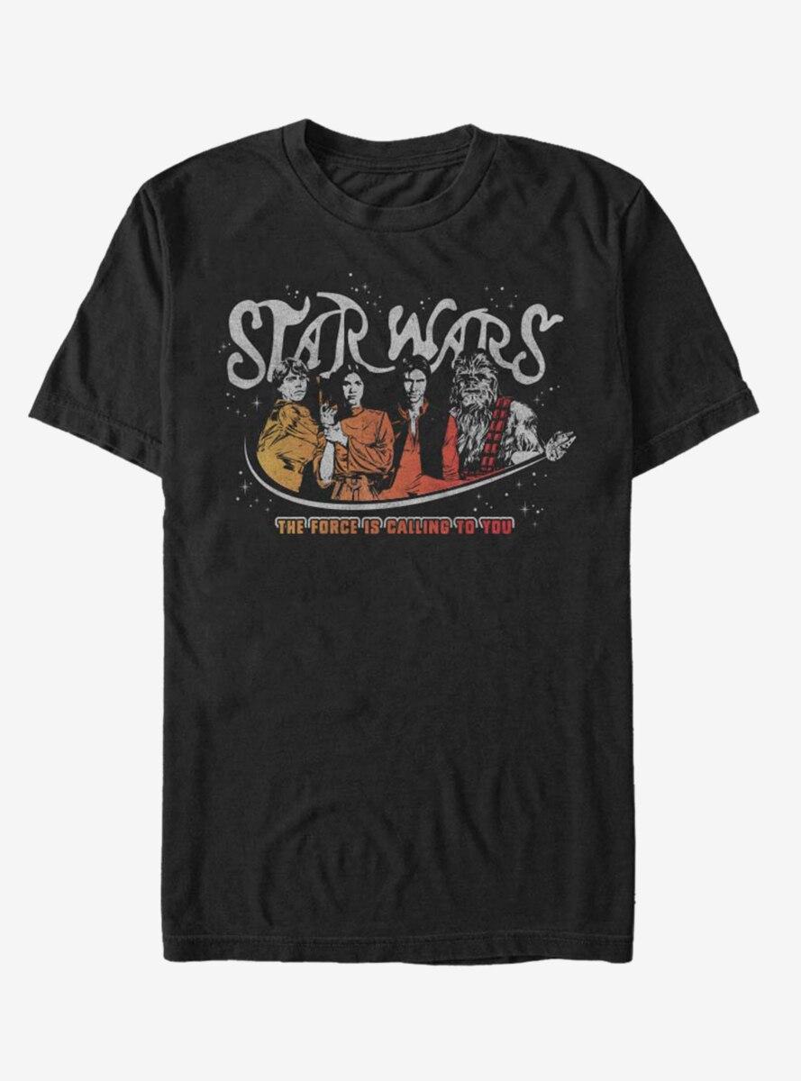 Star Wars Vintage Rock T-Shirt