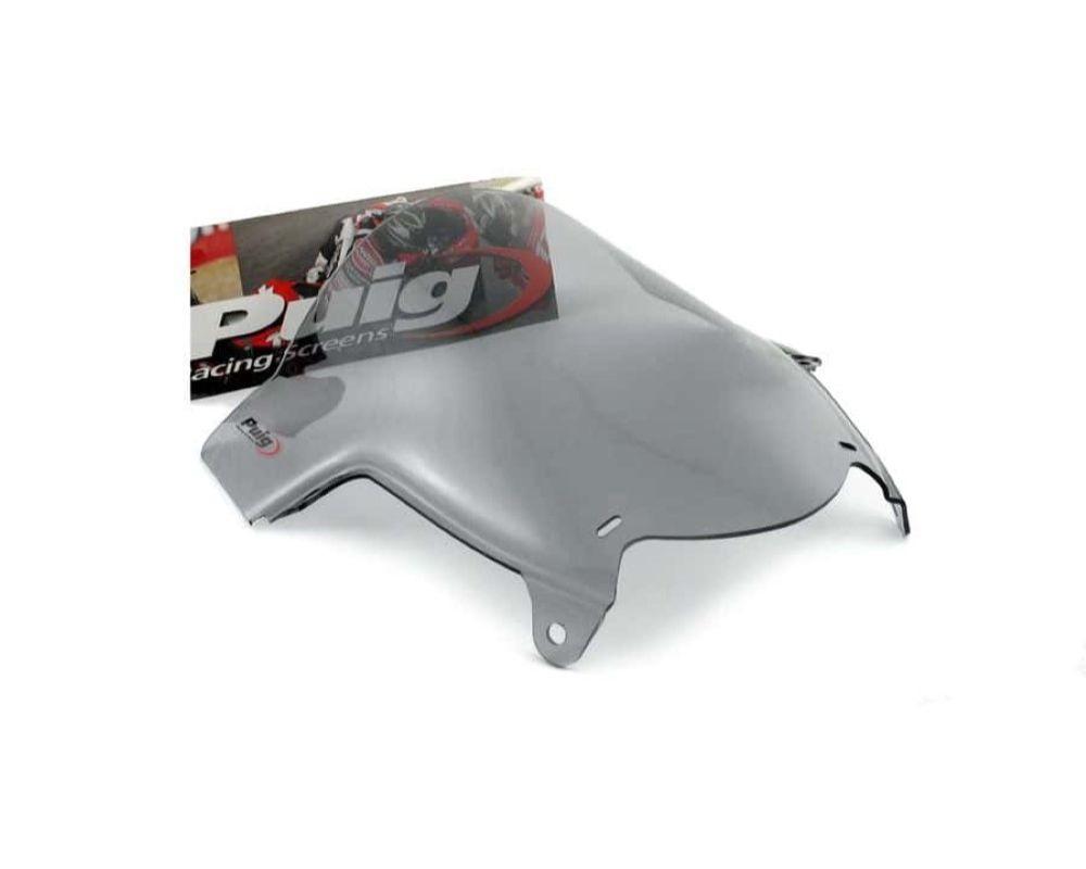 Puig 4665W Racing Windscreen - Clear Suzuki GSX650F 2008