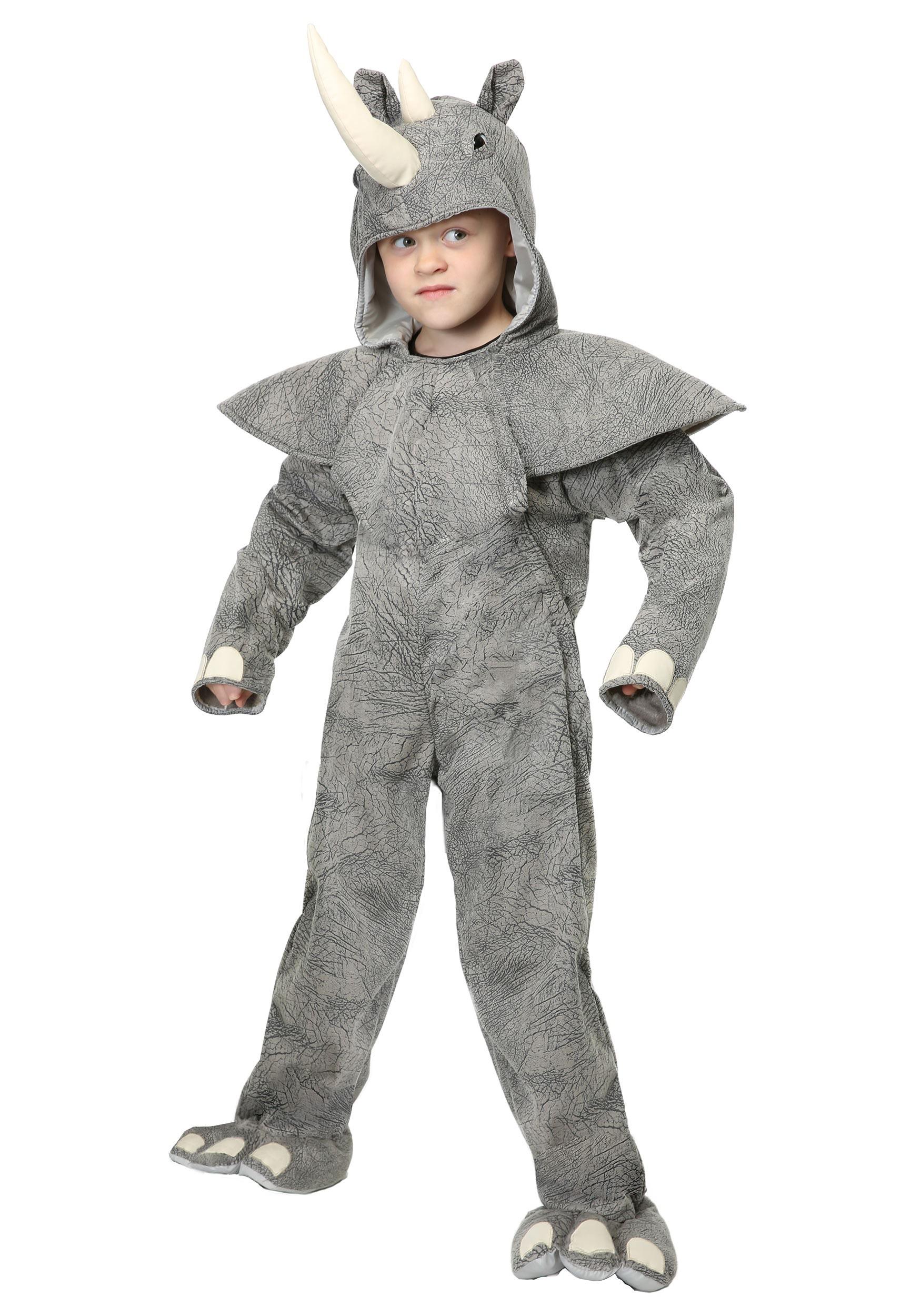 Rhino Costume for Kids