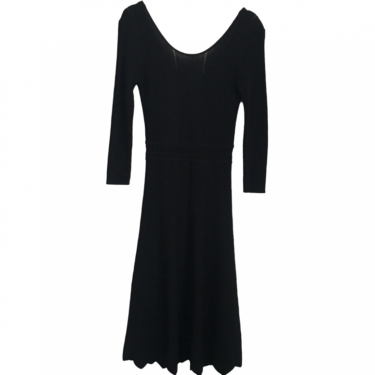 Claudie Pierlot \N Black dress for Women 2 0-5