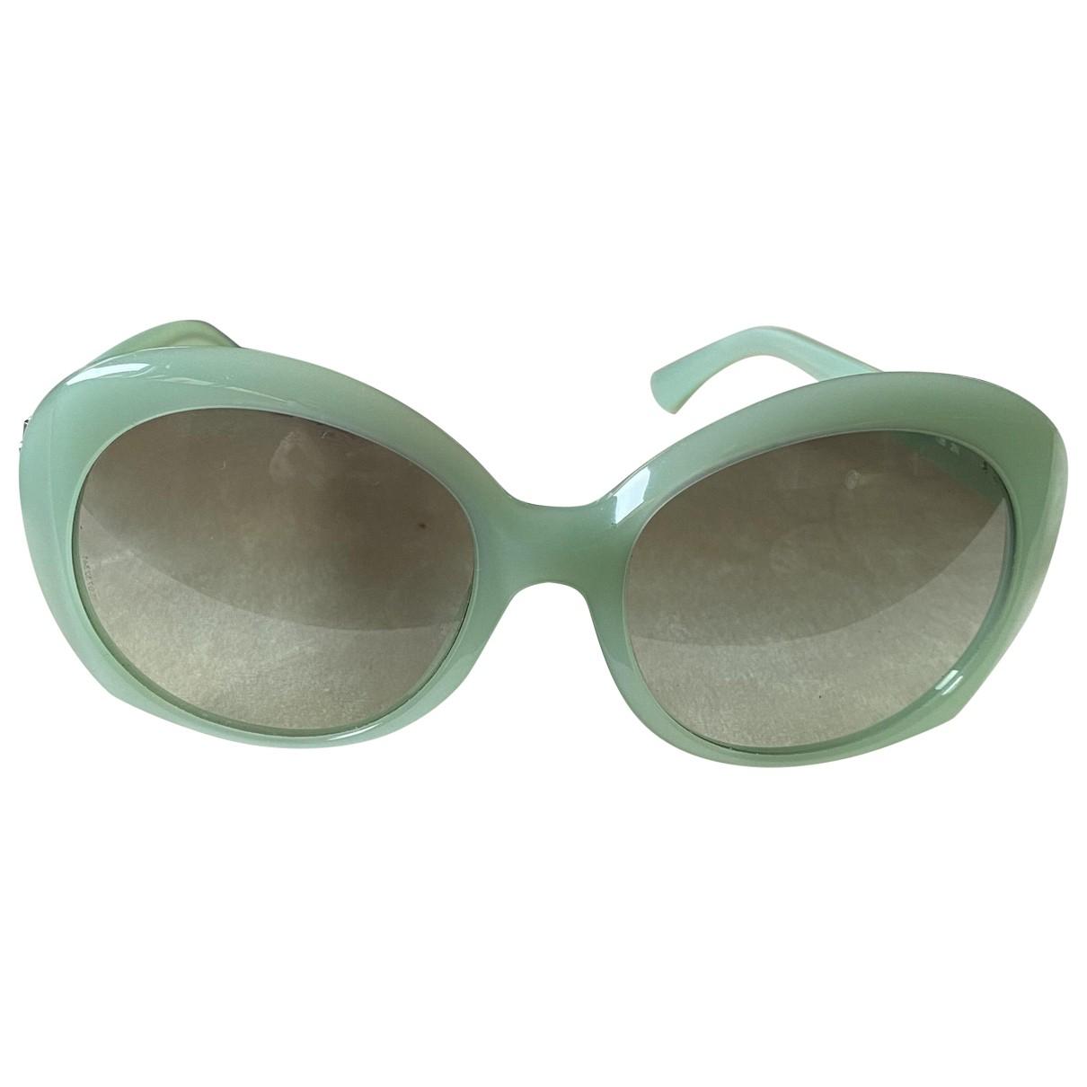 Emporio Armani \N Turquoise Sunglasses for Women \N