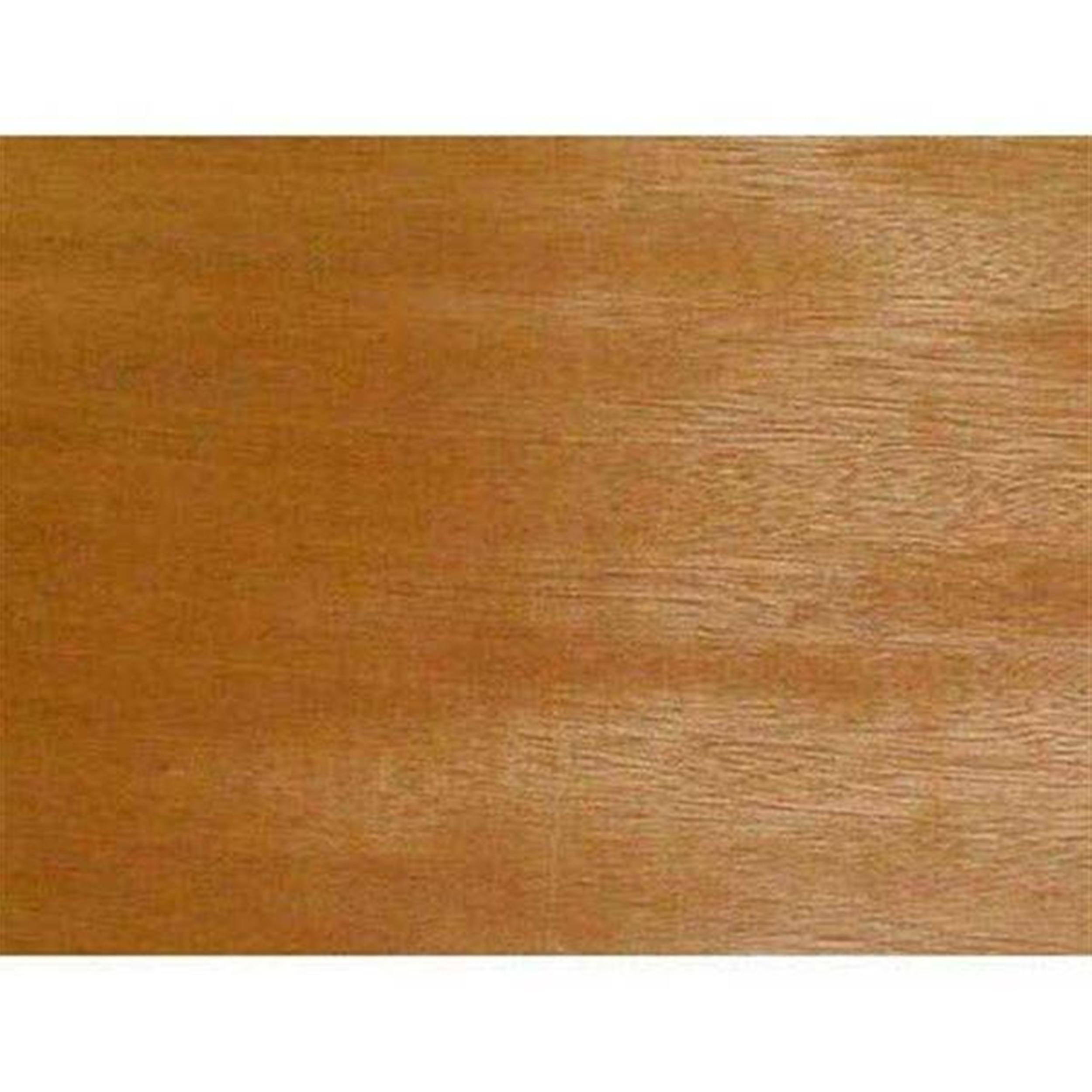Mahogany 1' x 8' 3M? PSA Backed Flat Cut Wood Veneer