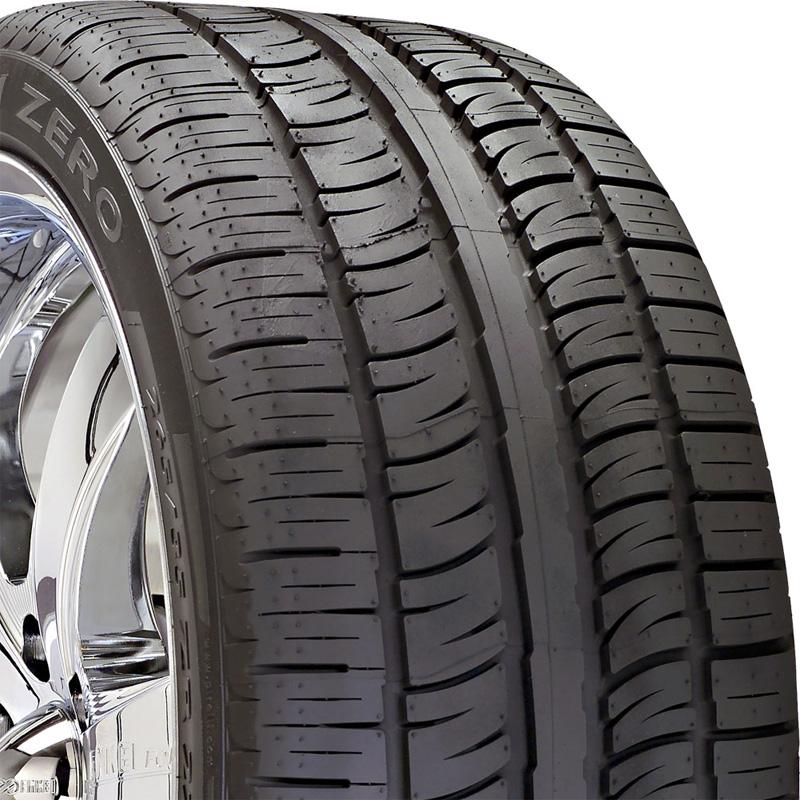 Pirelli 1766900 Scorpion Zero Asimmetrico Tire 235 /60 R17 102V SL BSW MB