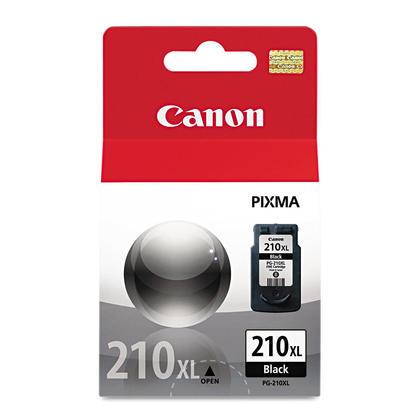 Canon PG210XL Original Black Ink Cartridge High Yield