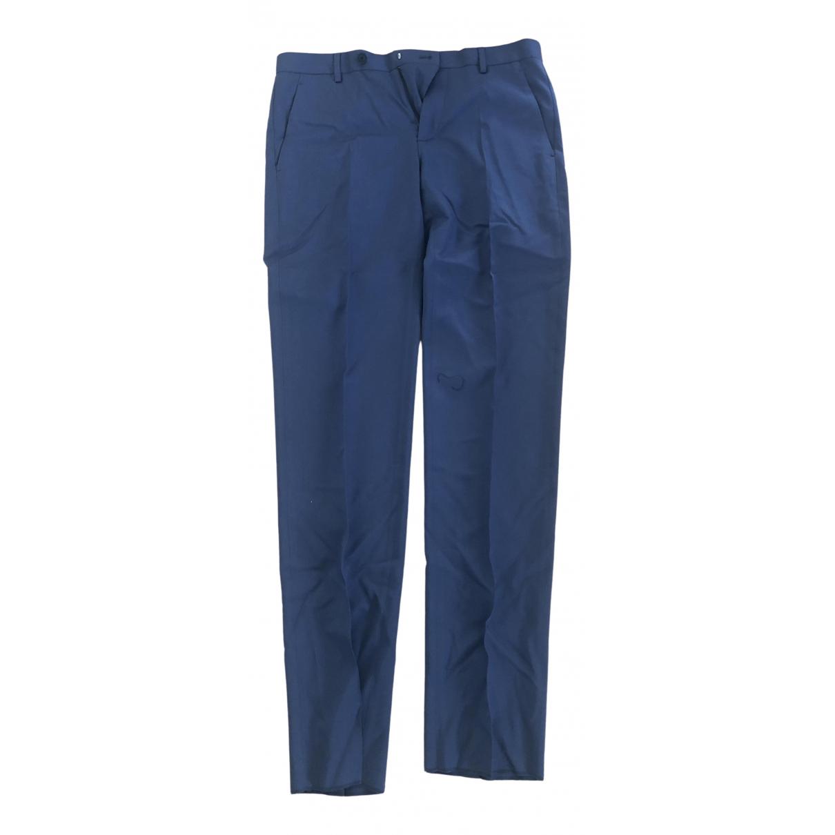 Pantalon de Lana Dior Homme