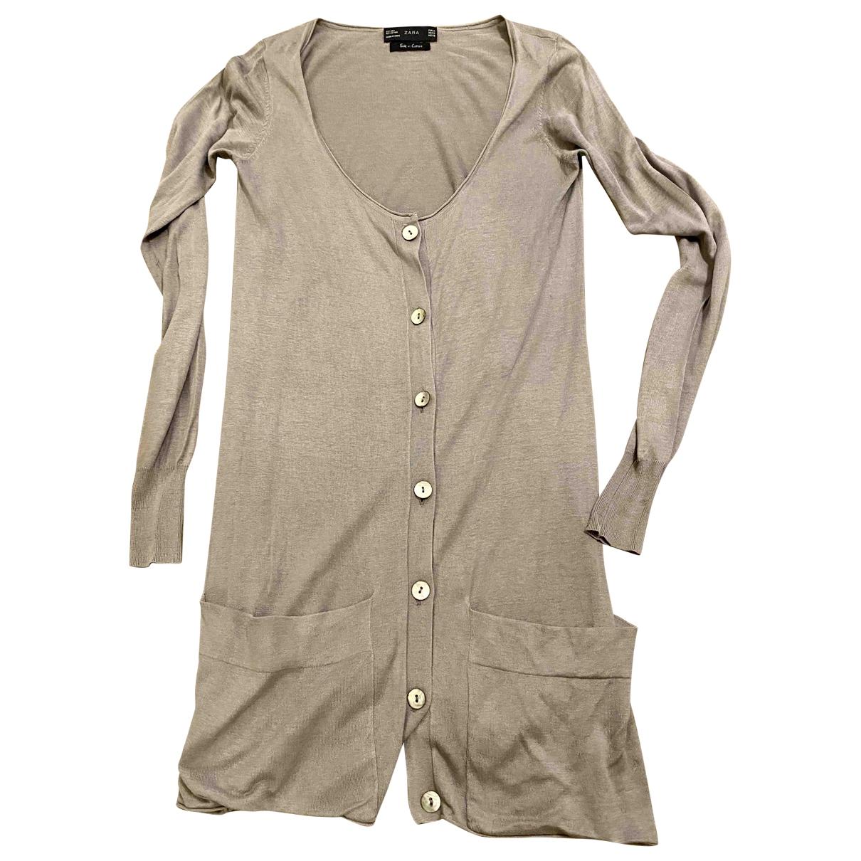 Zara \N Grey Silk Knitwear for Women M International