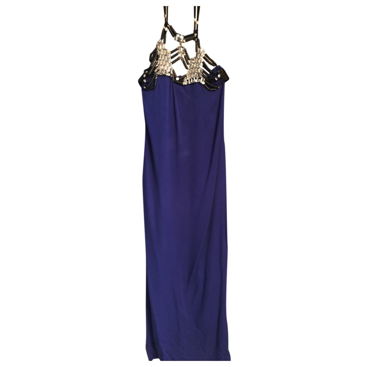 Gucci - Robe   pour femme en a paillettes - violet