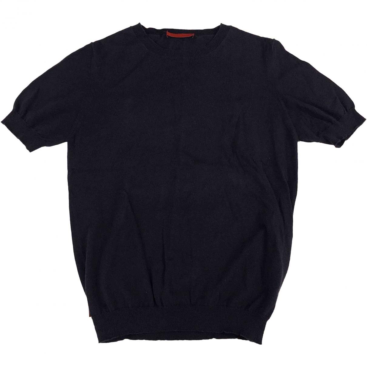 Prada \N Pullover in  Blau Baumwolle