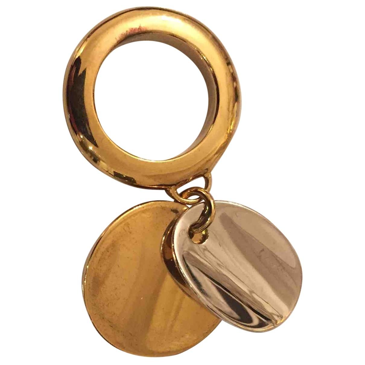 Apc - Bague   pour femme en plaque or - dore