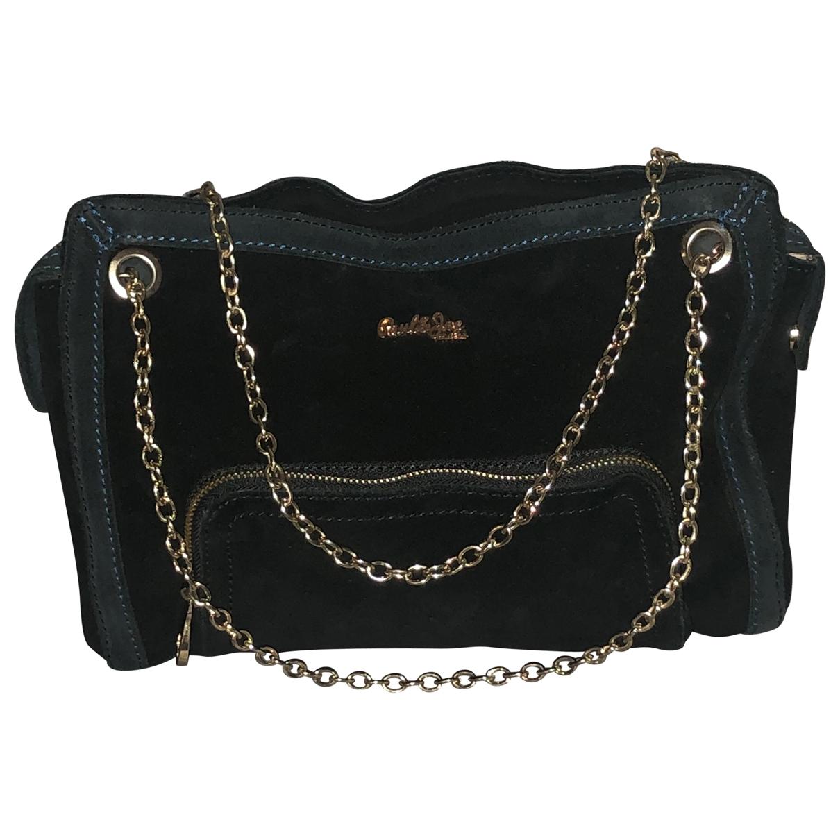 Paul & Joe Sister \N Handtasche in  Schwarz Leder