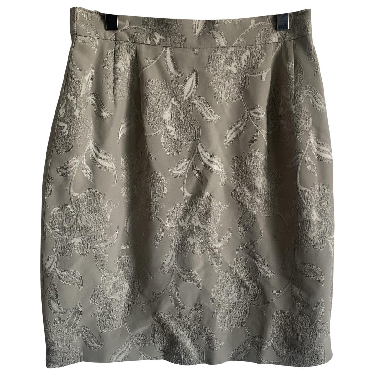 Louis Feraud \N Grey skirt for Women 40 FR
