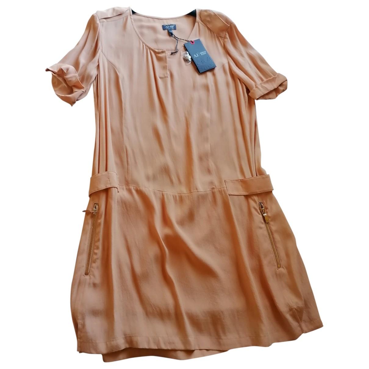 Armani Jeans \N Kleid in Viskose