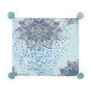 Dukes Modern Printed Pillow Cover by Christopher Knight Home (Multicolor - Single)