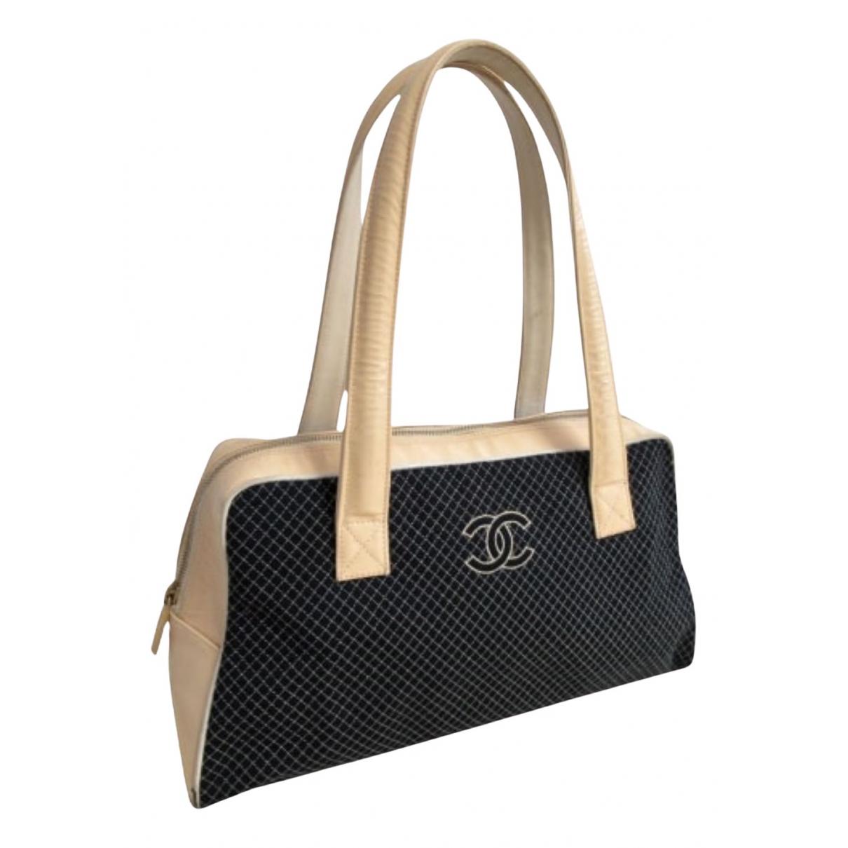 Chanel N Blue Cloth handbag for Women N