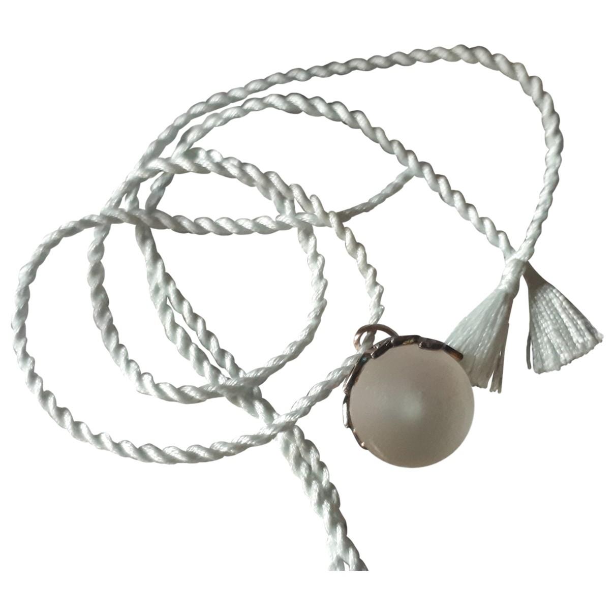 Lalique - Pendentif   pour femme en cristal - blanc