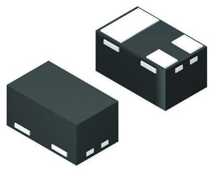 DiodesZetex N-Channel MOSFET, 510 mA, 20 V, 3-Pin X2-DFN0806 Diodes Inc DMN2990UFA-7B (25)