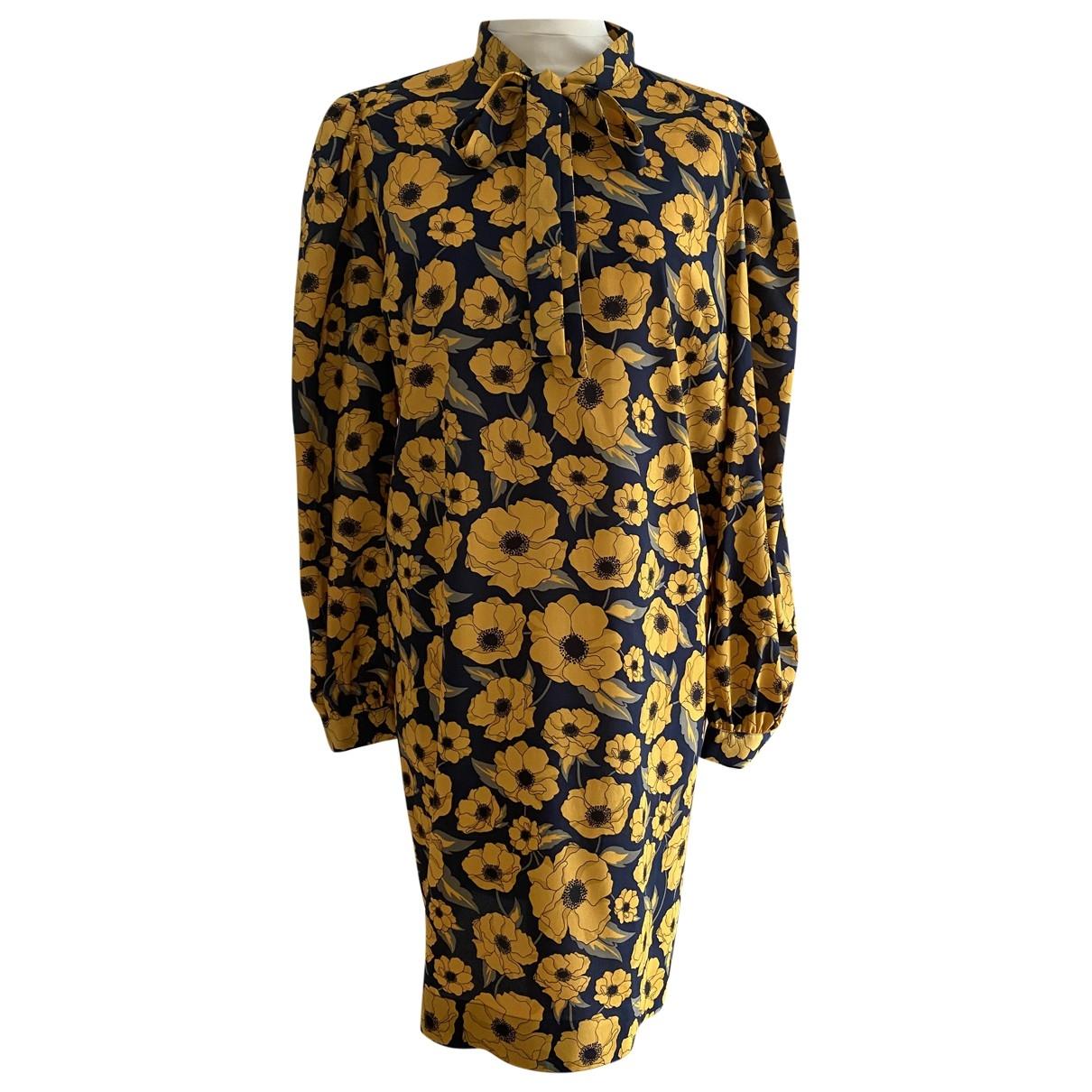 Twin Set \N Kleid in  Bunt Polyester