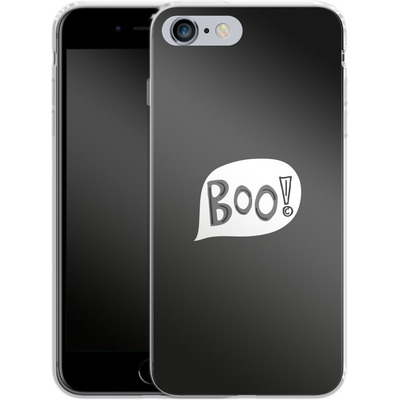 Apple iPhone 6 Plus Silikon Handyhuelle - BOO! von caseable Designs