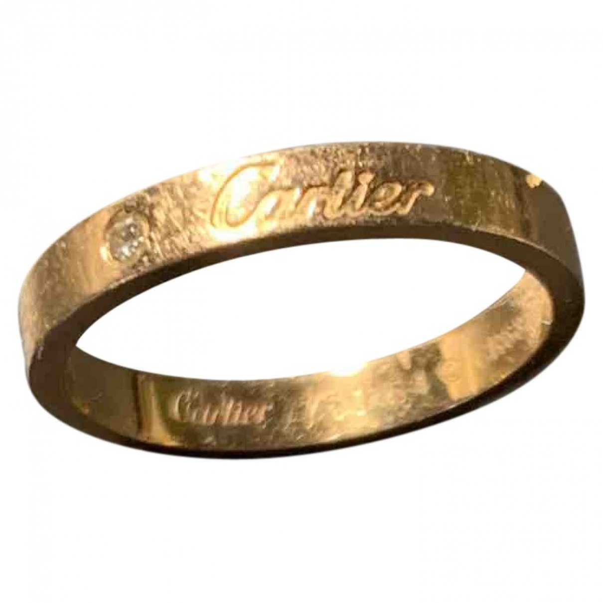 Cartier C Pink Pink gold ring for Women 54 MM