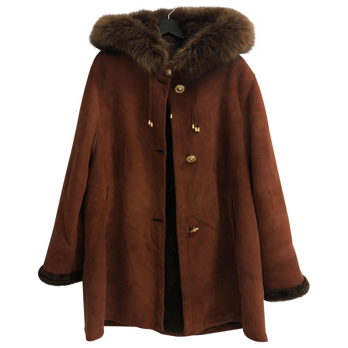 Shearling N Shearling coat for Women 46 IT