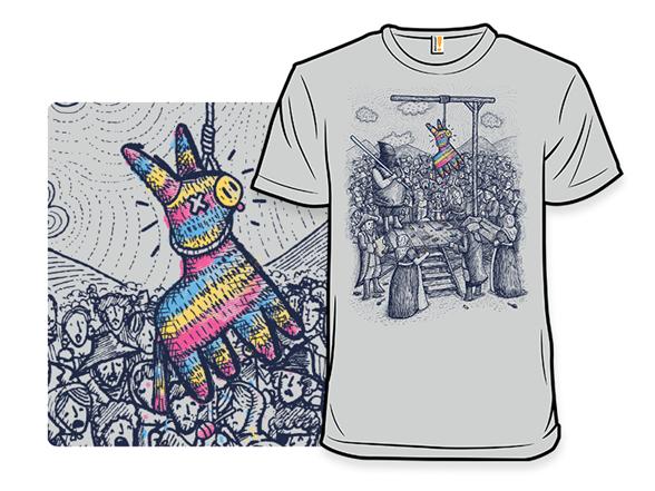 Gallows Humor T Shirt