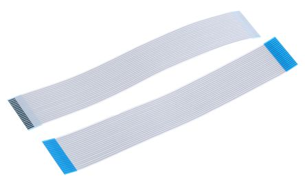 Molex Premo-Flex FFC Jumper Cable, 1mm Pitch, 20 Way, 152mm Cable Length, 60 V ac (5)