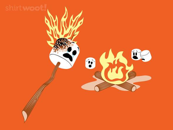 Oh Burned!!! T Shirt