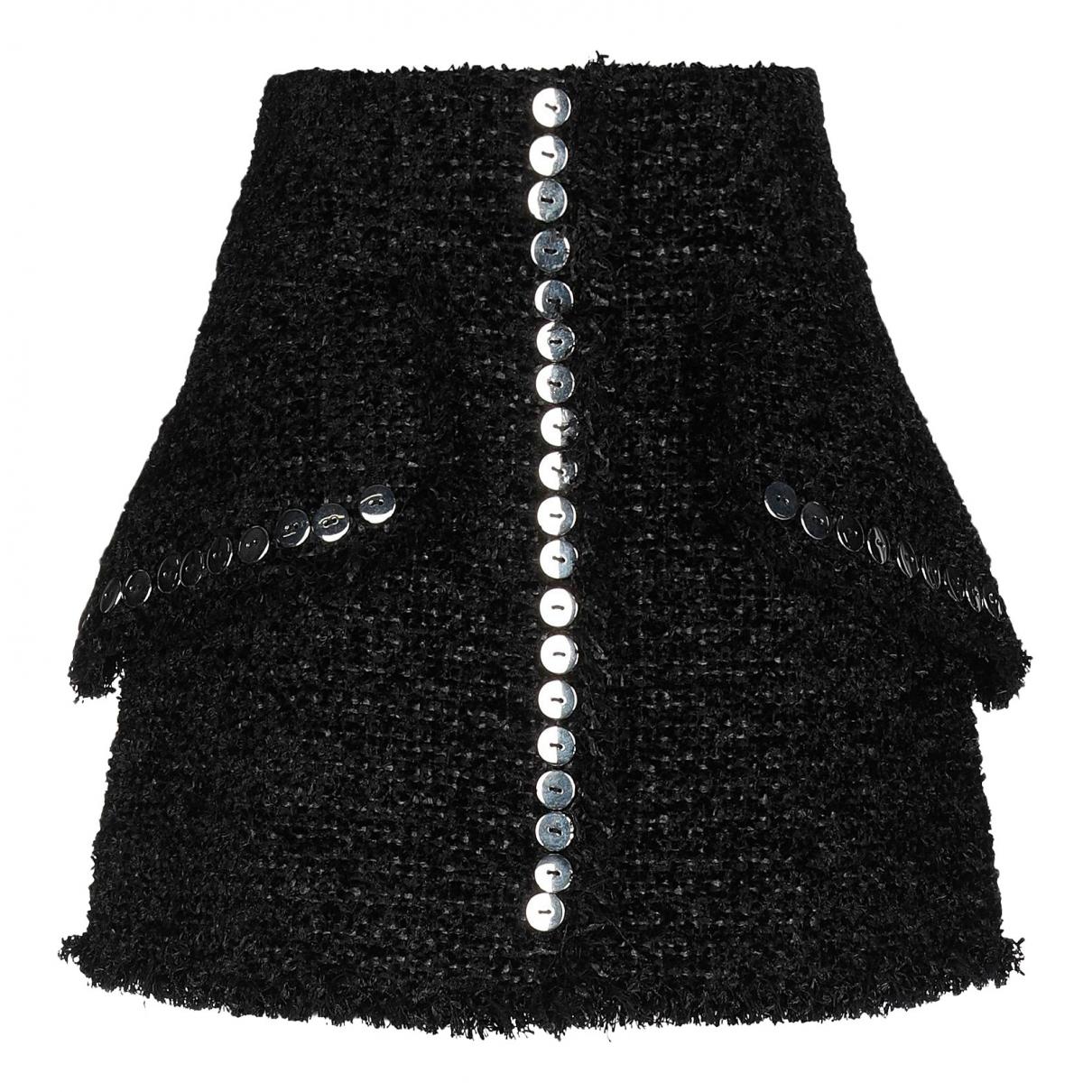 Alexander Wang - Jupe   pour femme en coton - noir