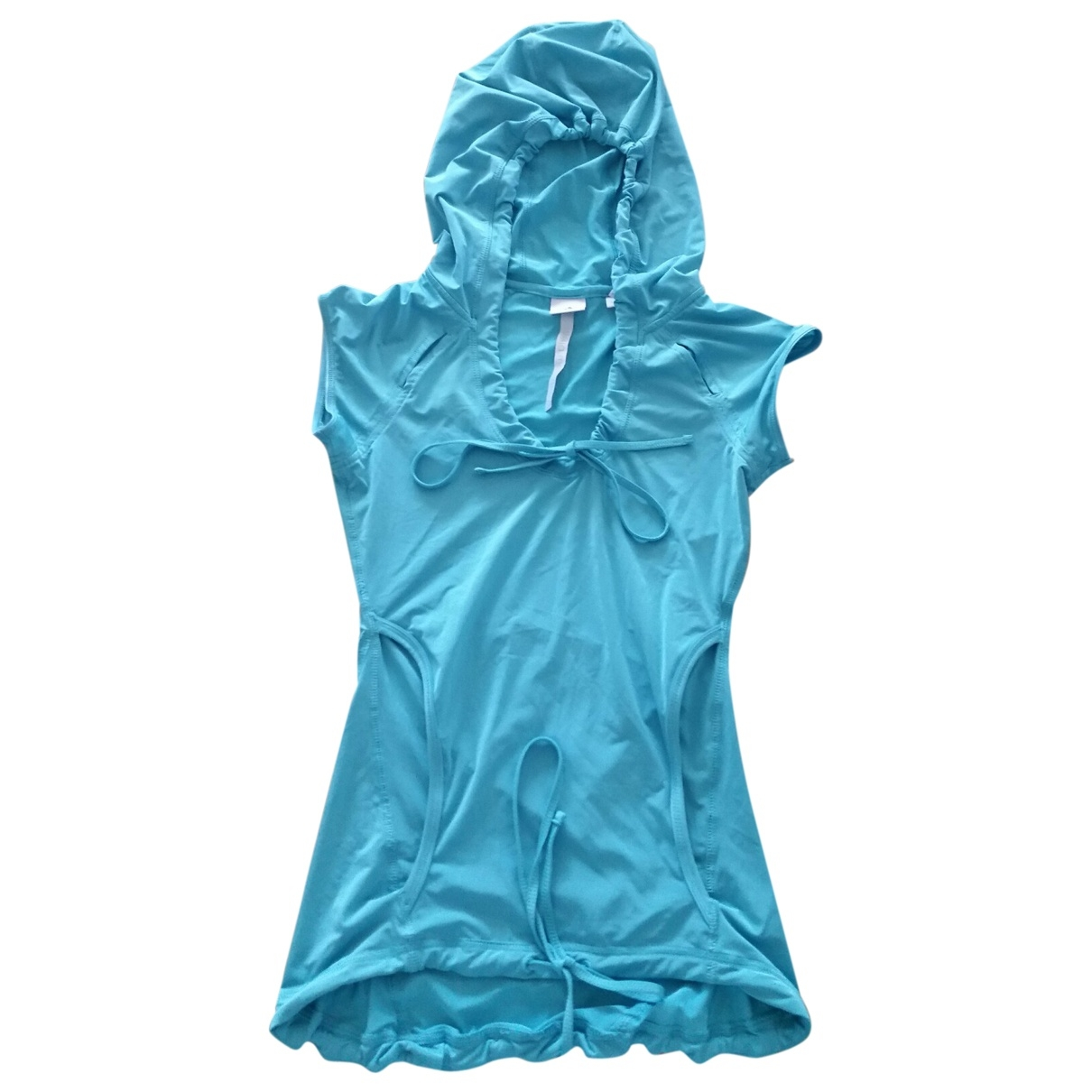Stella Mccartney Pour Adidas - Top   pour femme - turquoise