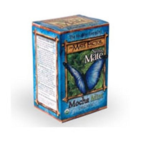 Carob Mint Tea 20 Bag by The Mate Factor