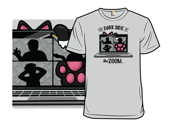 The Dark Side Of The Zoom T Shirt