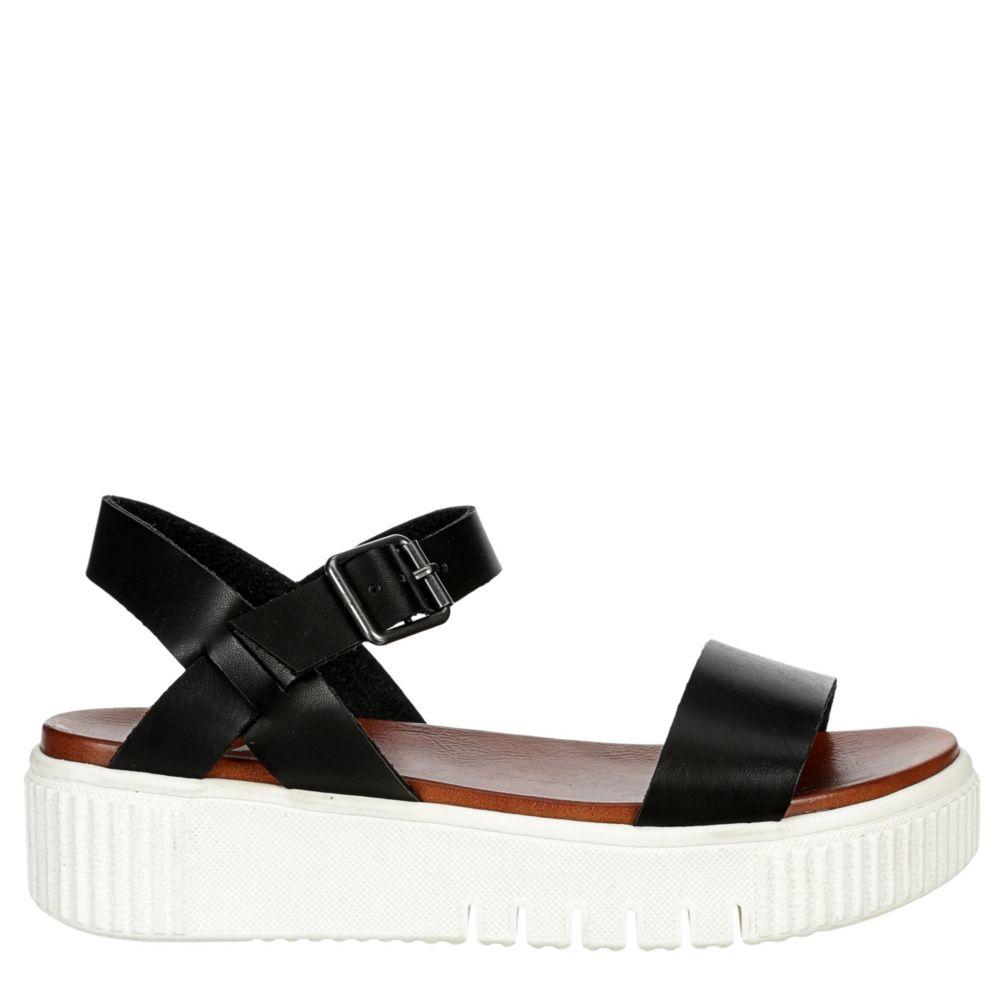 Mia Womens Leanna Platform Sandal