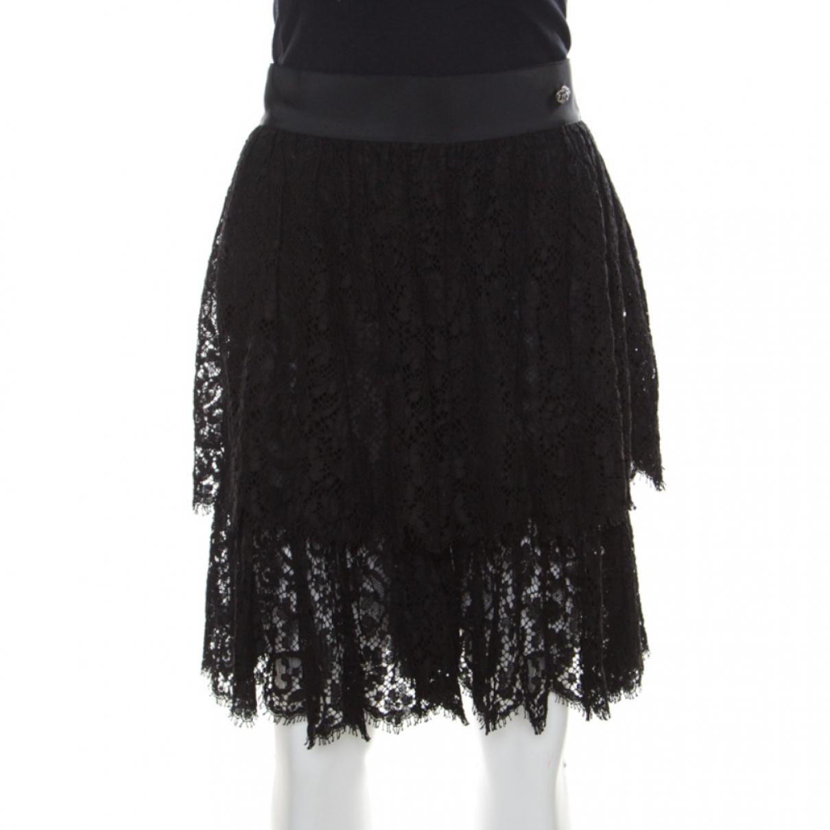 Chanel \N Black Cotton Shorts for Women S International