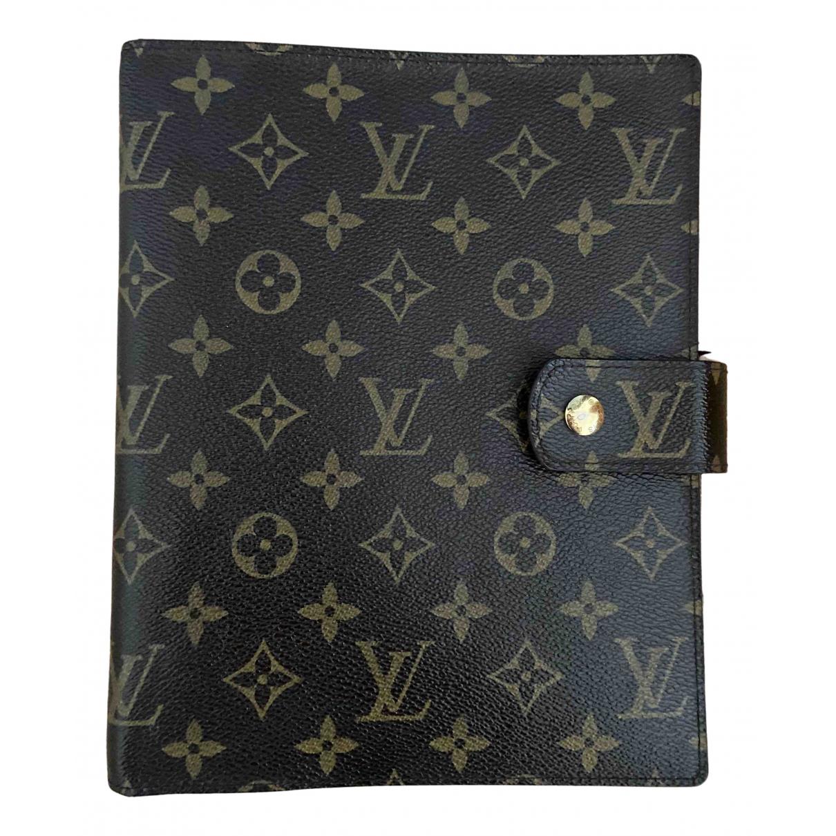 Louis Vuitton Couverture dagenda GM Accessoires und Dekoration in  Braun Leinen