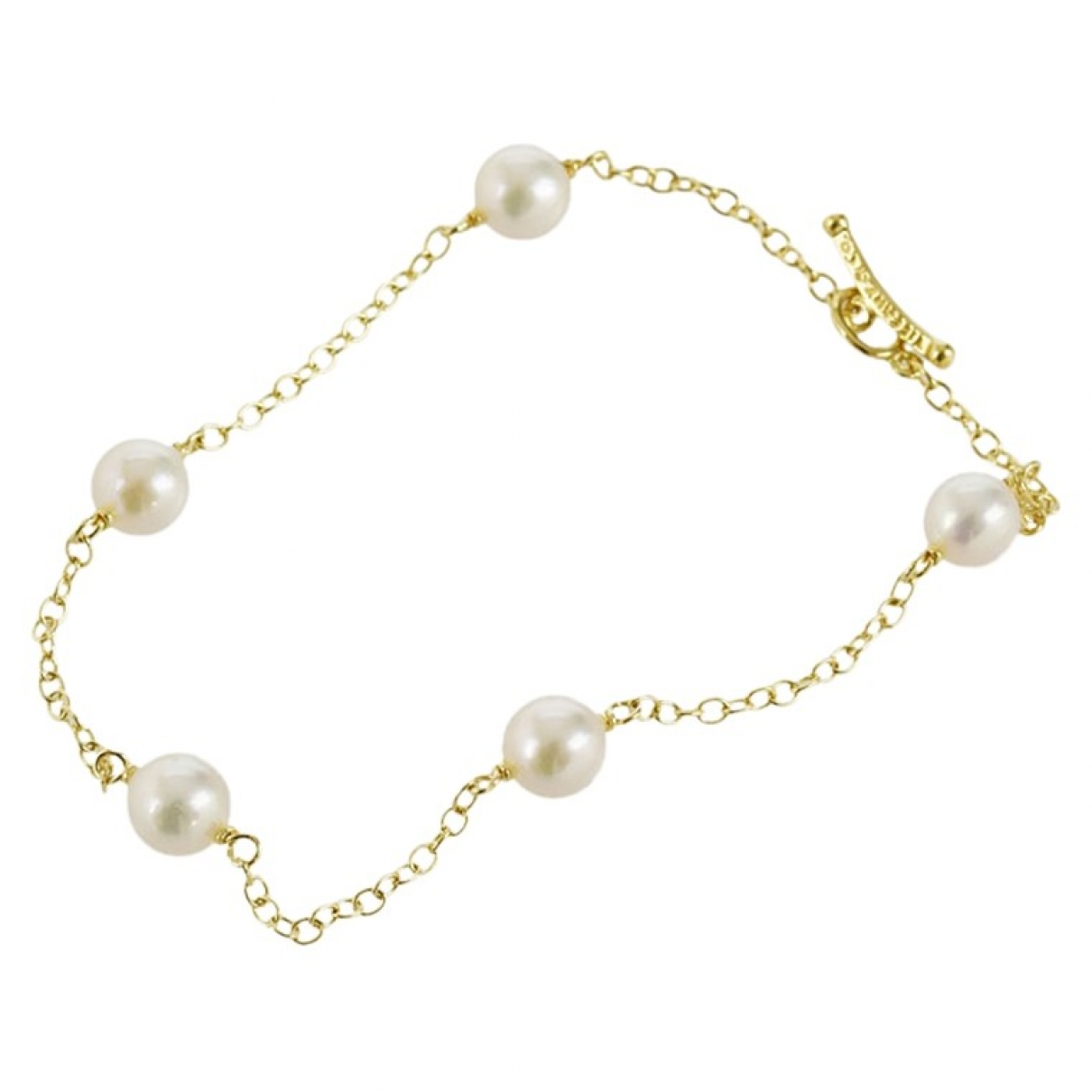 Tiffany & Co \N Gold Yellow gold bracelet for Women \N