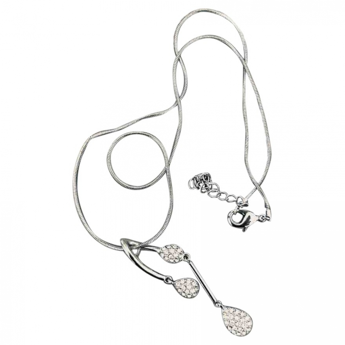 Swarovski \N Silver Silver necklace for Women \N