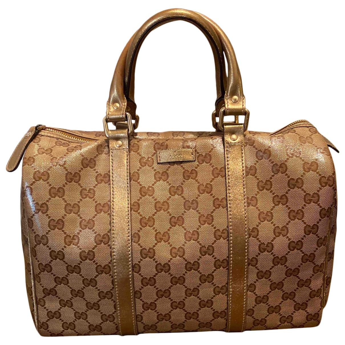 Gucci - Sac a main Ophidia pour femme en cuir - dore
