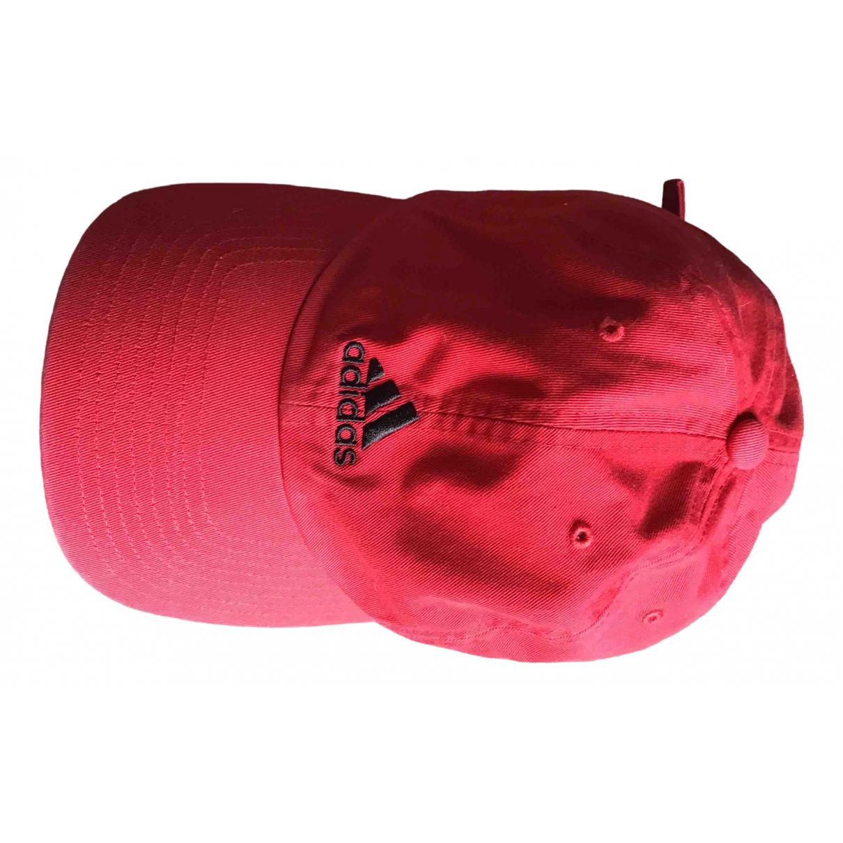 Adidas \N Red Cotton hat for Women M International