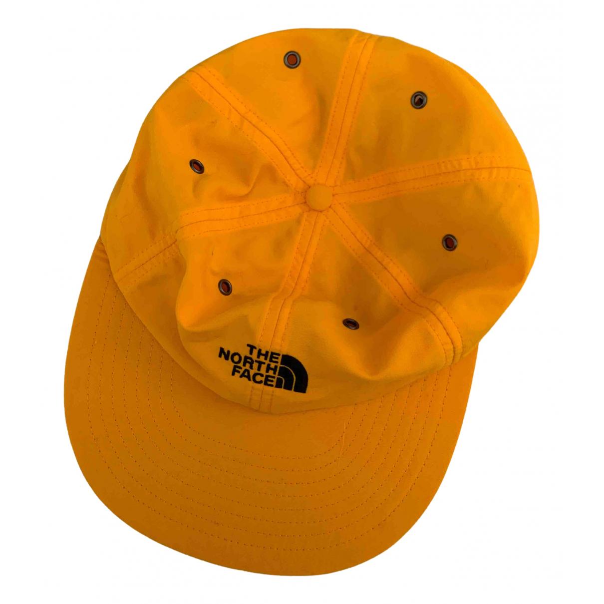 The North Face - Chapeau & Bonnets   pour homme - jaune