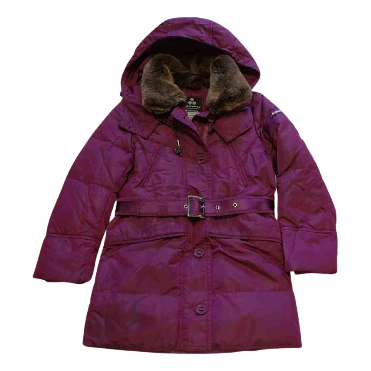 Peuterey - Blousons.Manteaux   pour enfant - violet