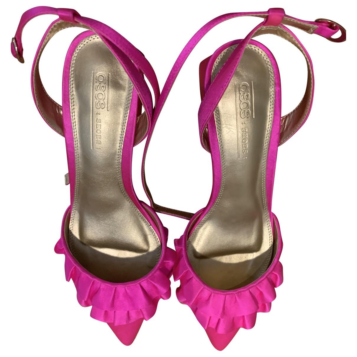 Sandalias de Lona Asos
