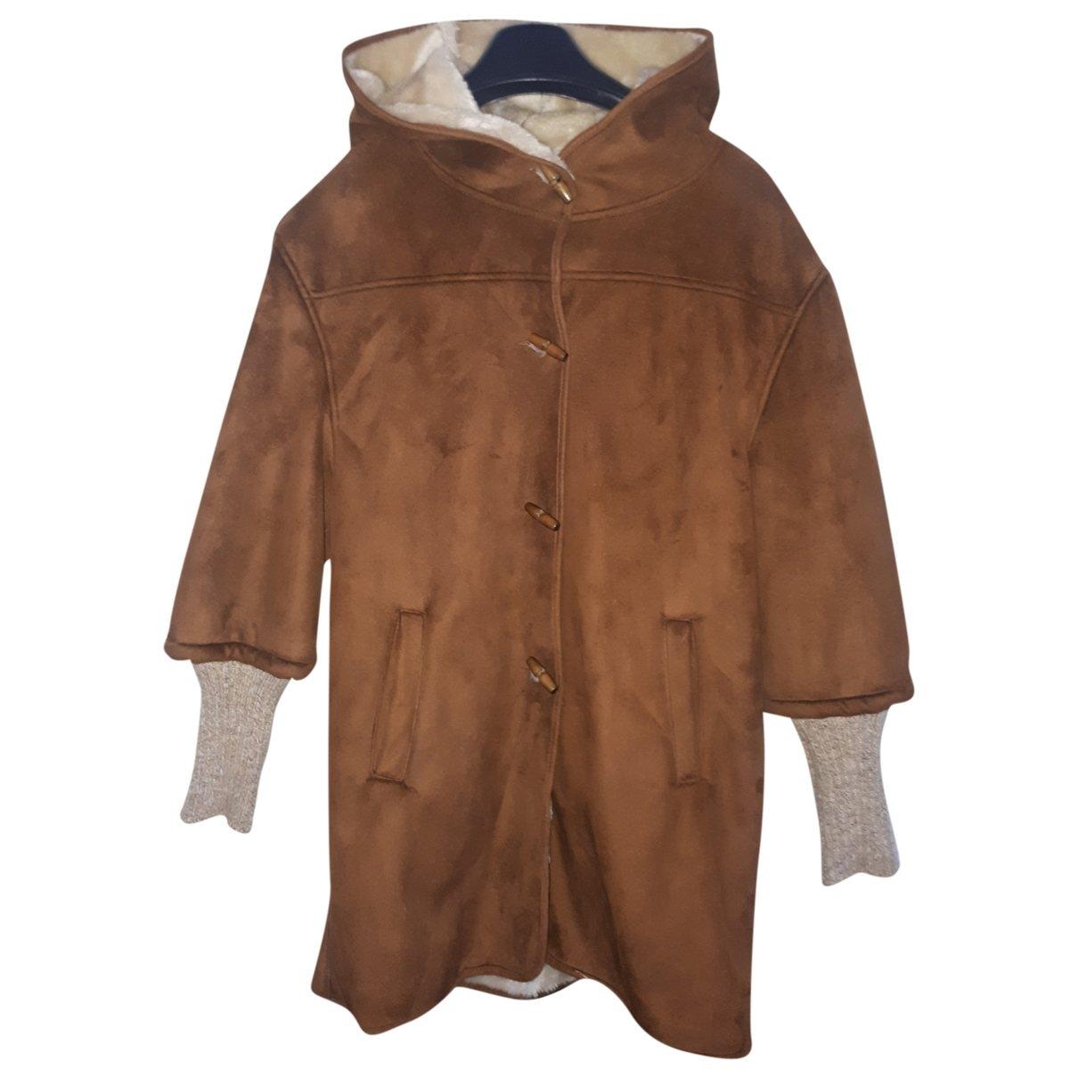 Zara - Blousons.Manteaux   pour enfant - marron