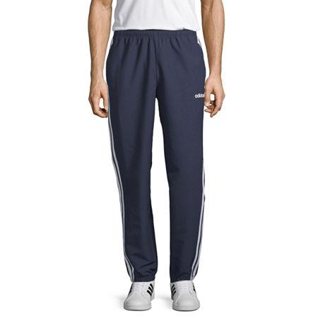 adidas Mens Woven Pant, Medium , Blue