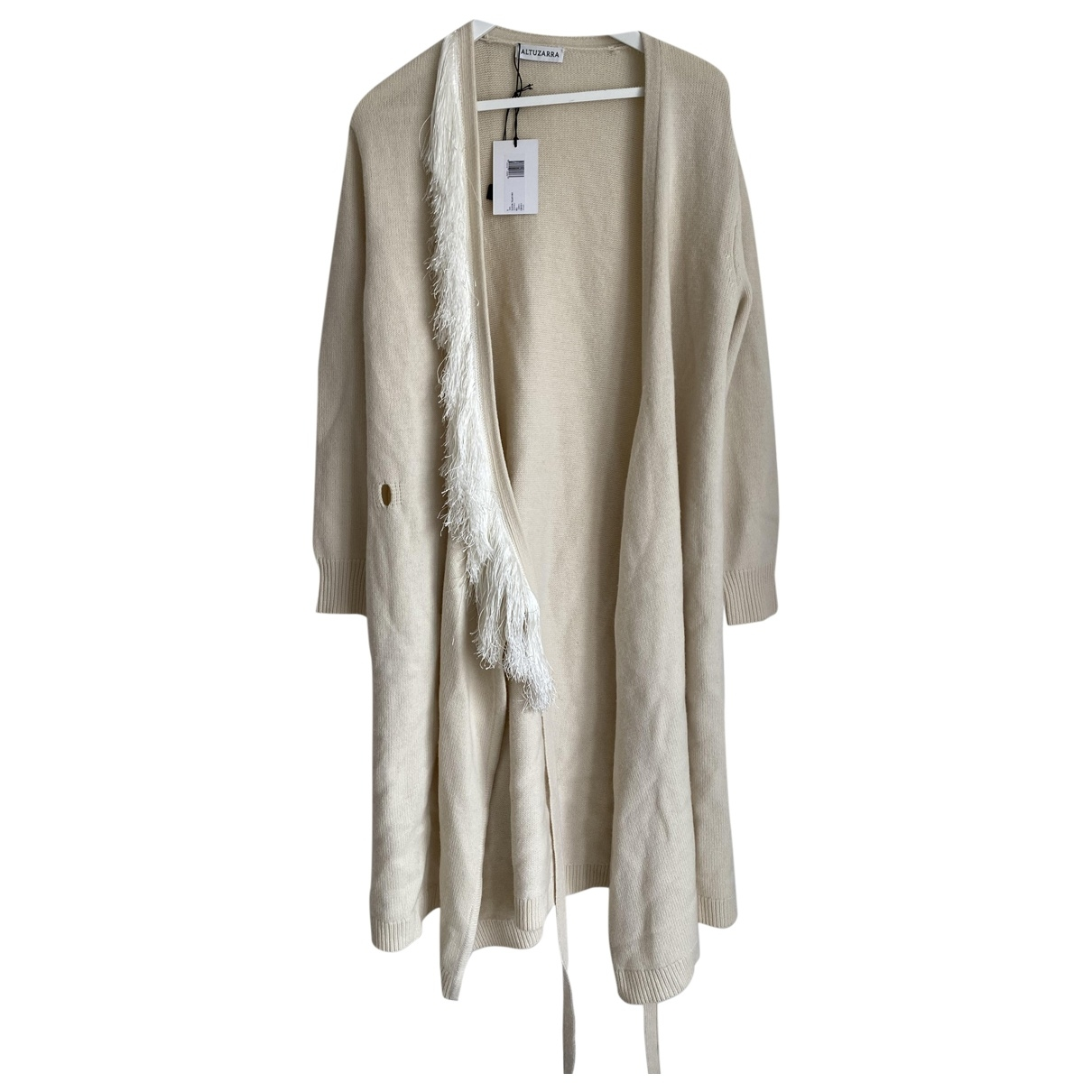 Altuzarra - Pull   pour femme en laine - blanc