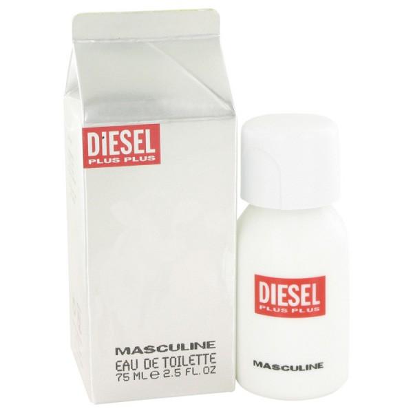 Diesel - Diesel Plus Plus Masculine : Eau de Toilette Spray 2.5 Oz / 75 ml
