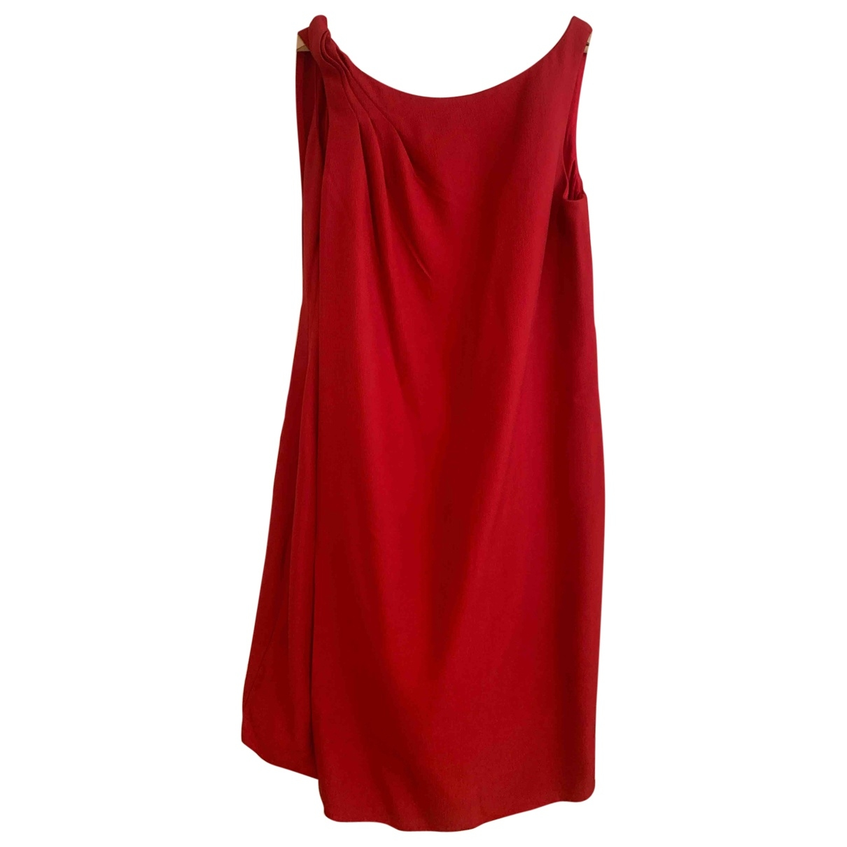 Valentino Garavani \N Red dress for Women 14 UK
