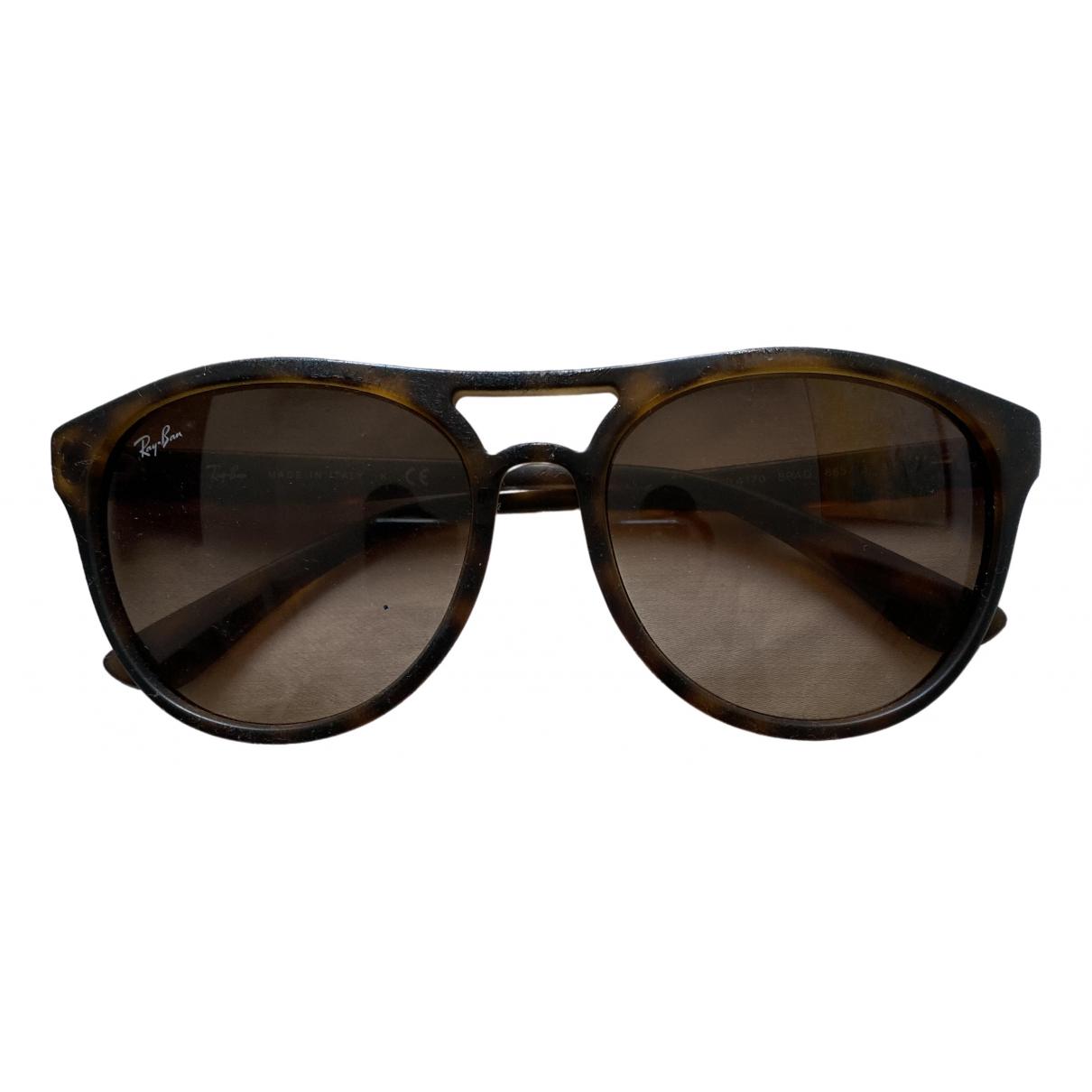 Ray-ban \N Brown Sunglasses for Women \N